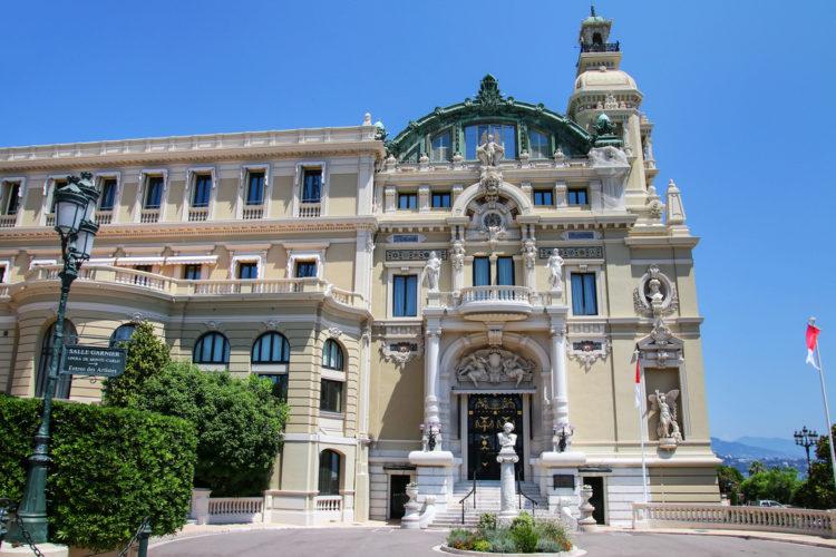 Оперный театр Монте-Карло - достопримечательности Монако