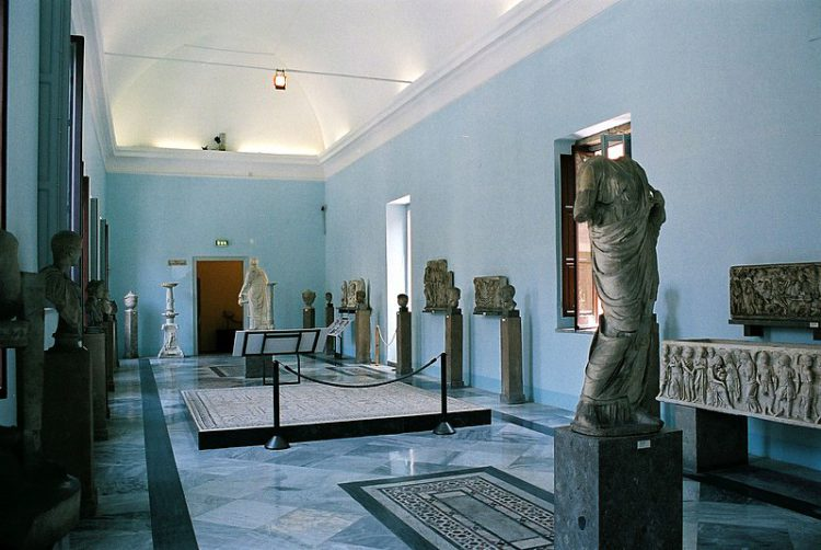 Археологический музей Антонио Салинаса - достопримечательности Палермо