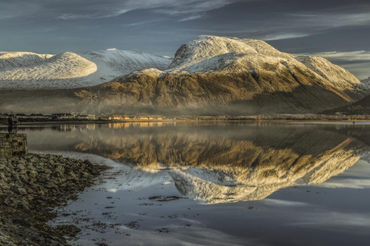 Бен-Невис - достопримечательности Шотландии