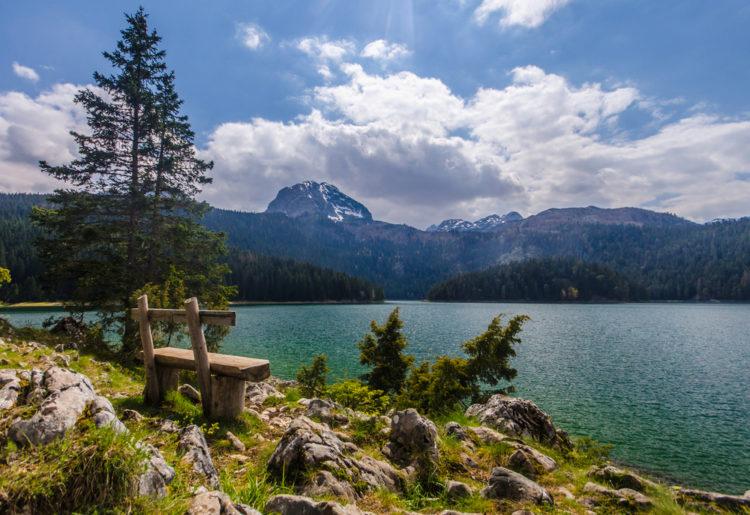 Црно-Езеро (Чёрное озеро) - достопримечательности Черногориии