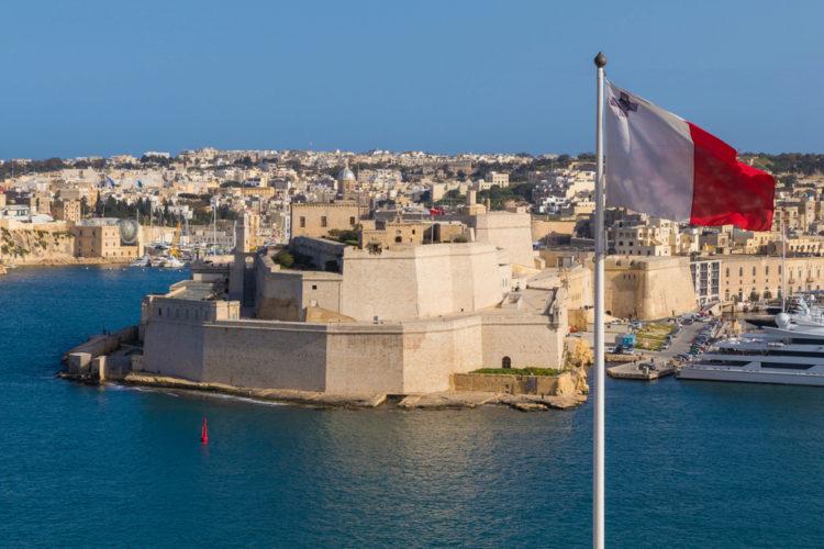 Форт Сант-Анджело - достопримечательности Мальты