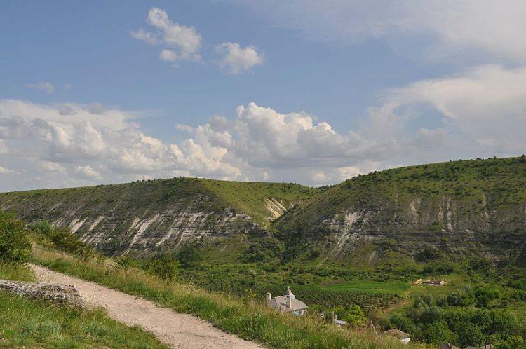 Старый Орхей - достопримечательности Молдавии