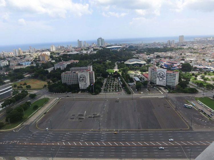 Площадь Революции - достопримечательности Кубы