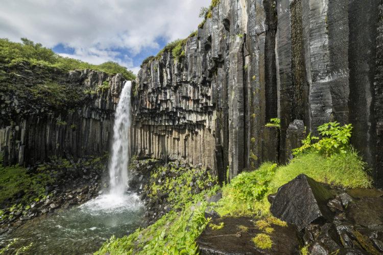 Национальный парк Скафтафетль - достопримечательности Исландии