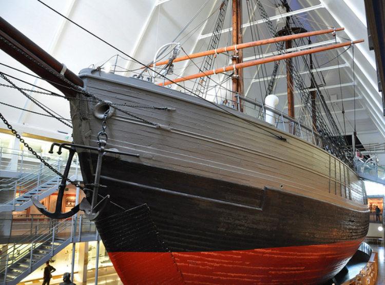 Музей Фрама - достопримечательности Норвегии