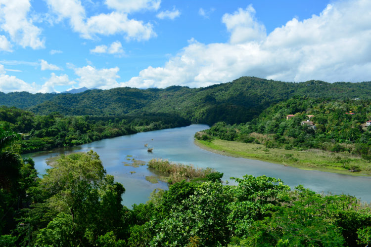 Река Рио-Гранде - достопримечательности Ямайки