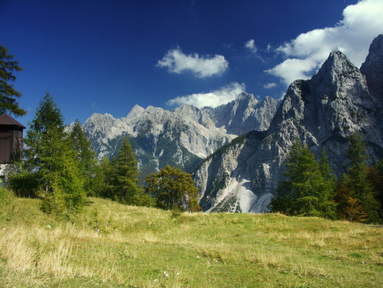 Национальный парк Триглав - достопримечательности Словении