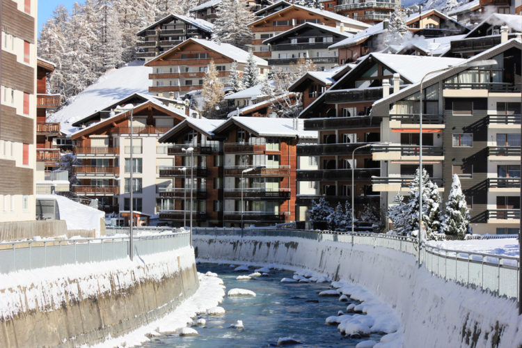 Церматт - достопримечательности Швейцарии