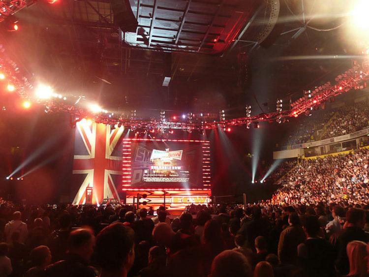 Манчестер Арена - дочтопримечательности Манчестера