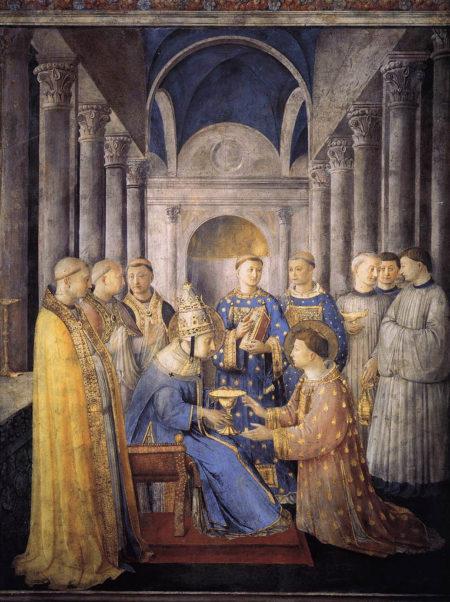 Капелла Никколина - достопримечательности Ватикана