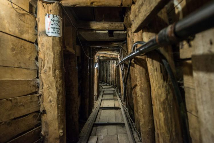 Военный туннель - достопримечательности Боснии и Герцеговины
