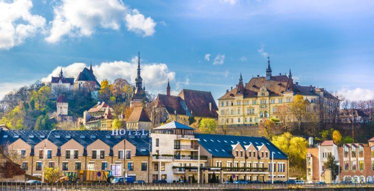 Исторический центр Сигишоары - достопримечательности Румынии