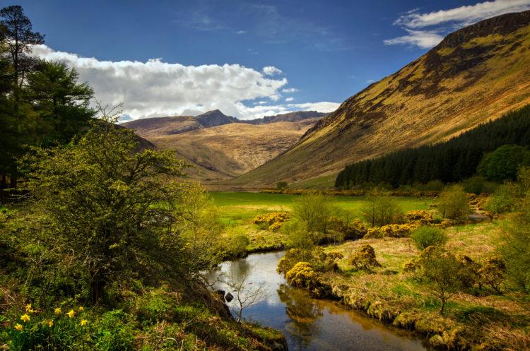 Остров Арран - достопримечательности Шотландии
