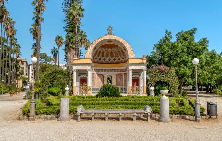 Ботанический сад Палермо - достопримечательности Палермо