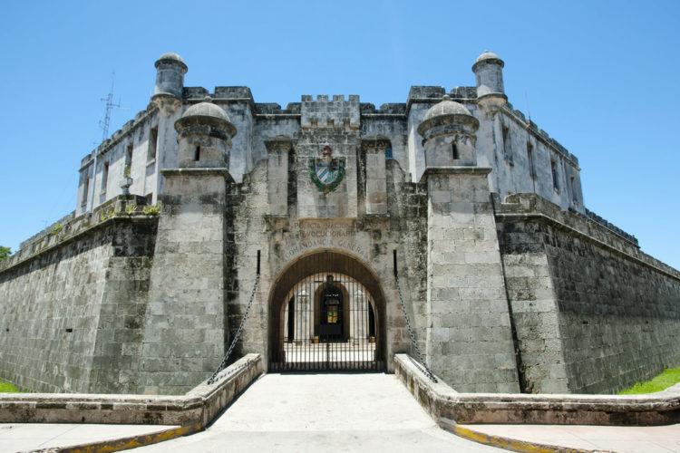 Крепость Ла-Реаль-Фуэрса - достопримечательности Кубы