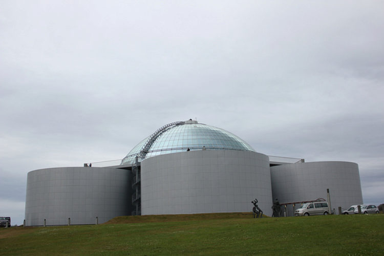 Перлан - достопримечательности Исландии