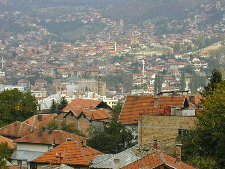 Старый город Сараево - достопримечательности Боснии и Герцеговины