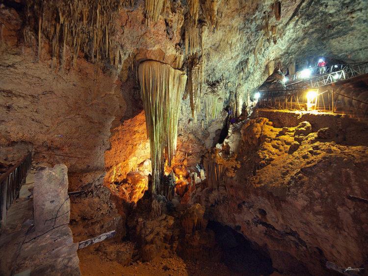 Пещера Бельямар - достопримечательности Кубы