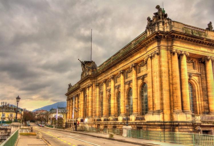 Музей искусства и истории в Женеве - достопримечательности Швейцарии