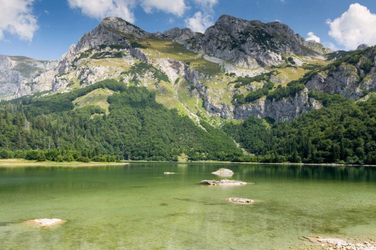 Гора Маглич - достопримечательности Боснии и Герцеговины