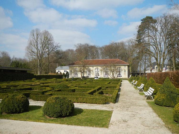 Курорт Мондорф-ле-Бен - достопримечательности Люксембурга
