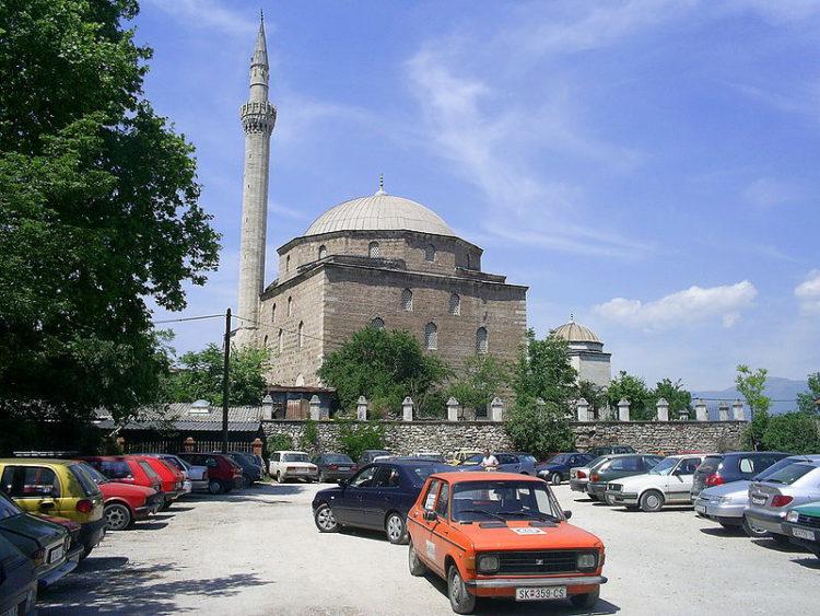 Мечеть Мустафы-паши - достопримечательности Македонии