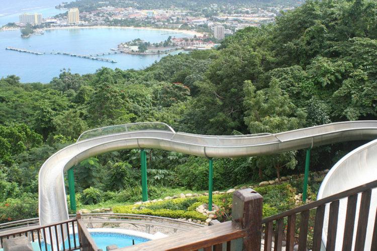 Парк развлечений «Мистическая гора» - достопримечательности Ямайки