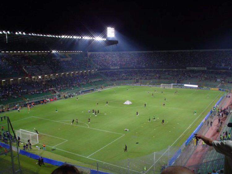 Стадион Ренцо Барбера - достопримечательности Палермо