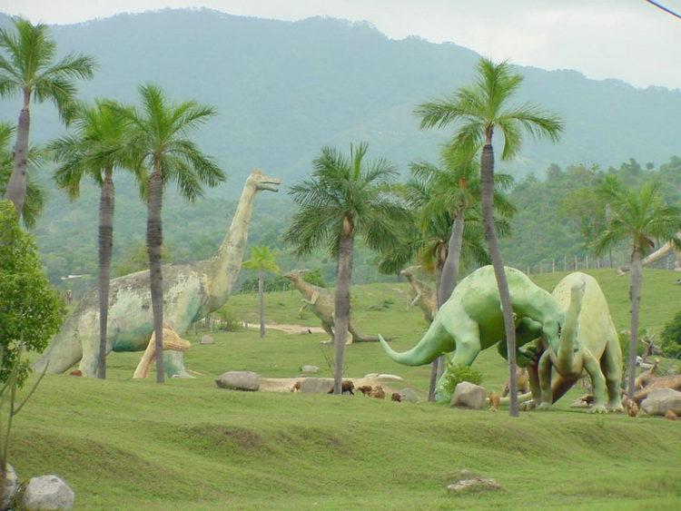 Национальный парк Баконао - достопримечательности Кубы