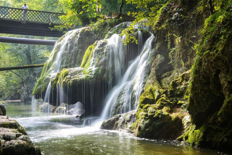 Водопад Бигар - Что посмотреть в Румынии