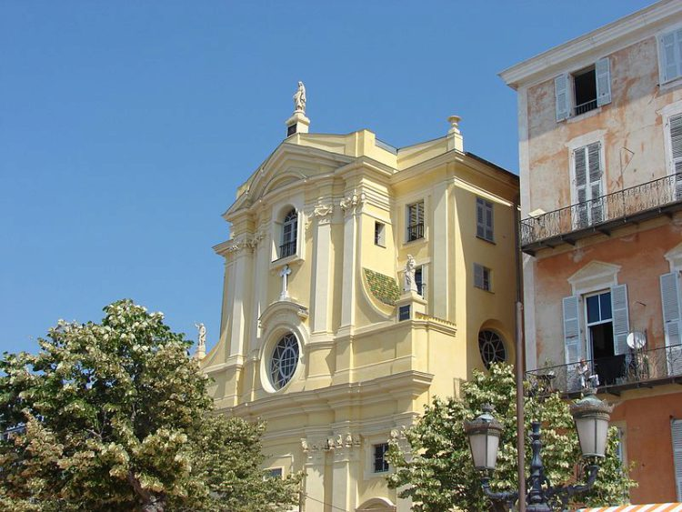 Часовня Милосердия Божьего - достопримечательности Монако
