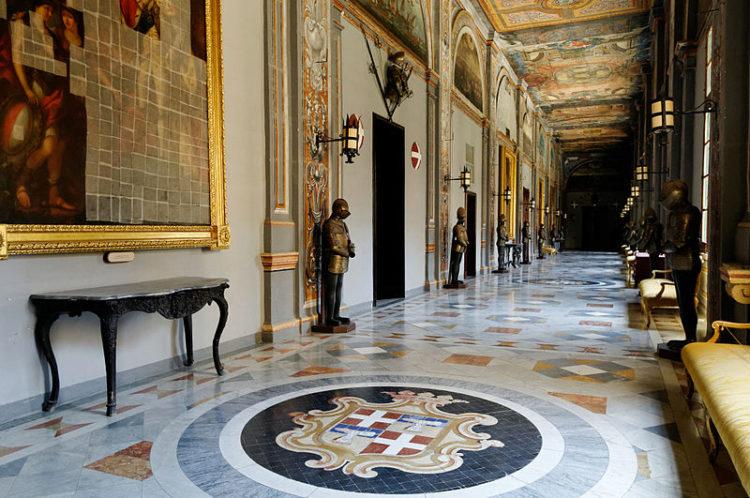 Дворец Великого магистра - Что посмотреть на Мальте