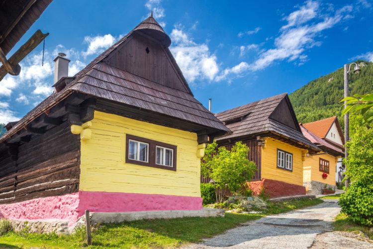 Влколинец - Что посмотреть в Словакии