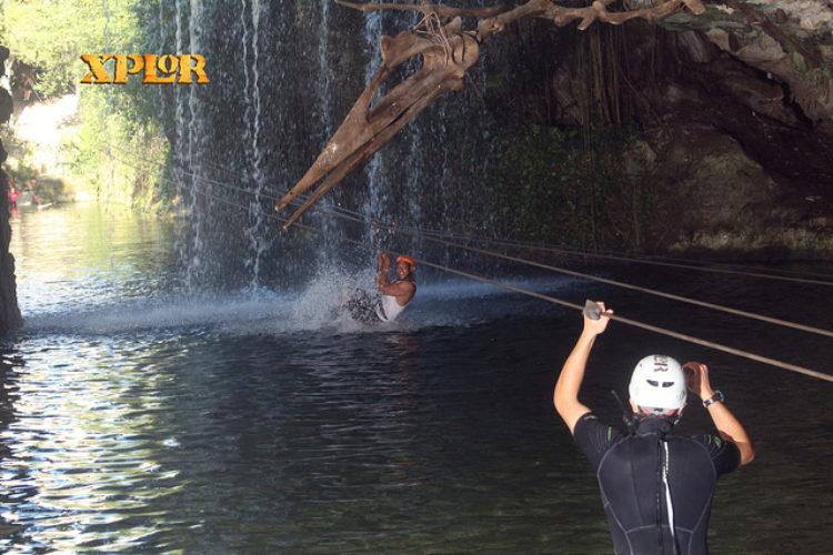 Парк развлечений Xplor - достопримечательности Мексики