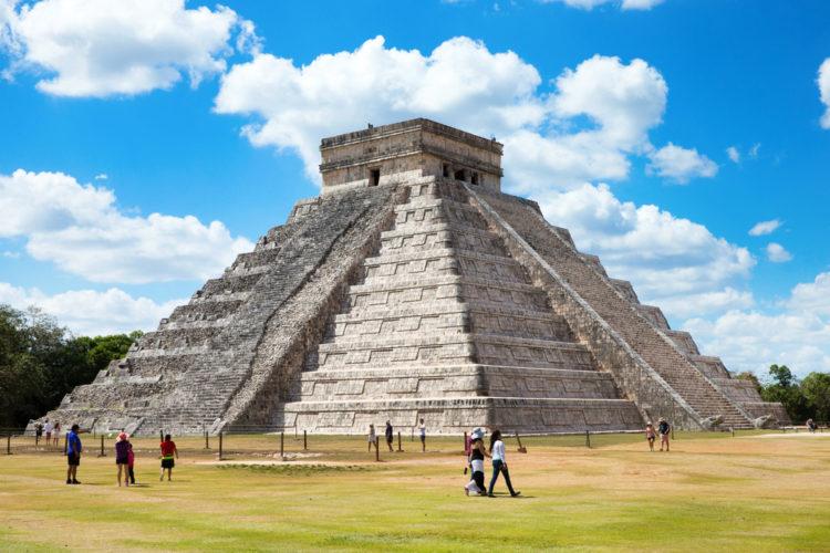 Чичен-Ица - достопримечательности Мексики