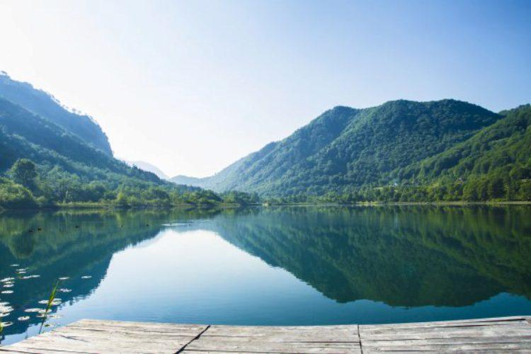 Река Неретва - достопримечательности Боснии и Герцеговины