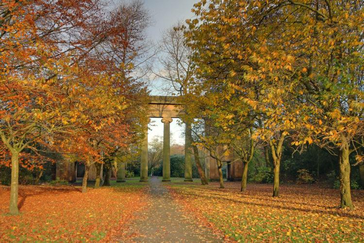 Парк Хитон - достопримечательности Манчестера