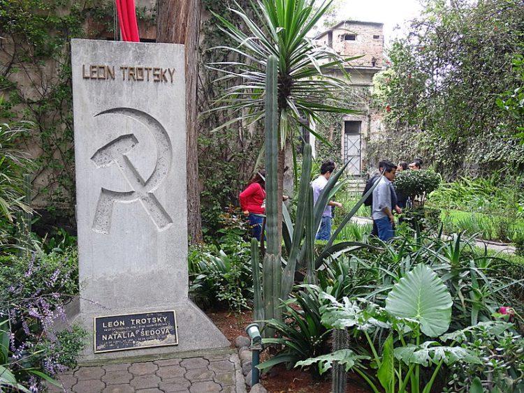 Дом-музей Льва Троцкого - Что посмотреть в Мексике