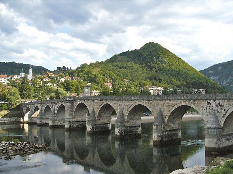 Вишеградский мост - достопримечательности Боснии и Герцеговины