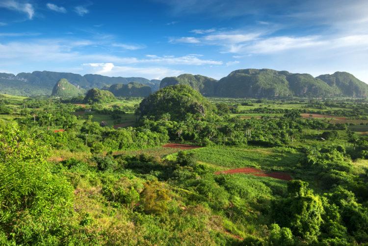 Долина Виньялес - достопримечательности Кубы