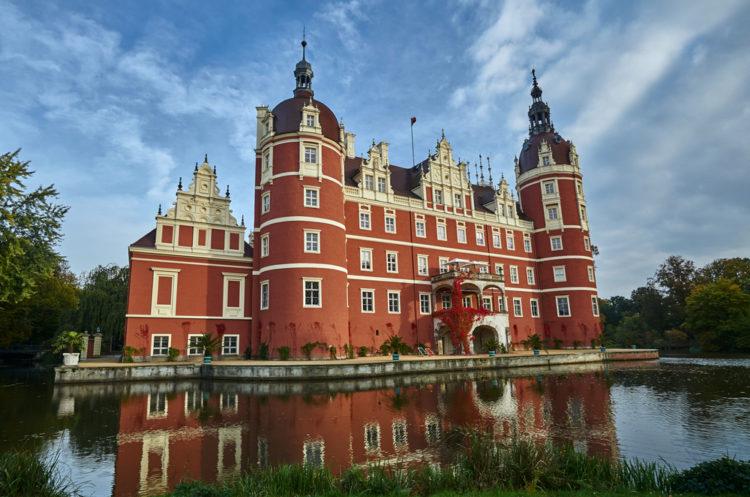 Парк Мускау - достопримечательности Польши