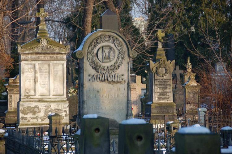 Старые Повонзки - Что посмотреть в Польше