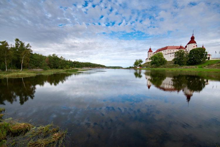 Озеро Венерн - достопримечательности Швеции