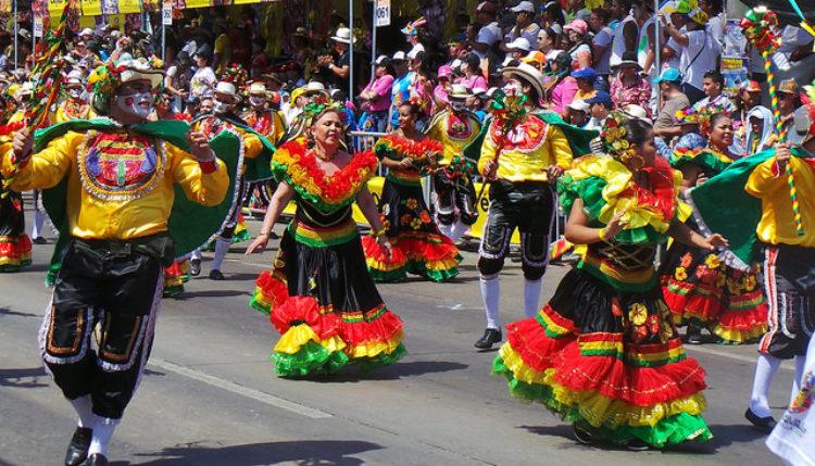 Карнавал El Joselito в Барранкилье - достопримечательности Колумбии