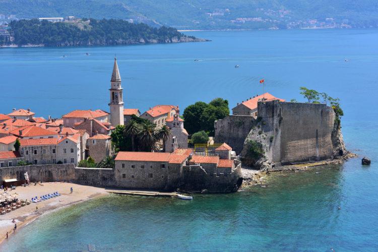 Будва – старый город - достопримечательности Черногории