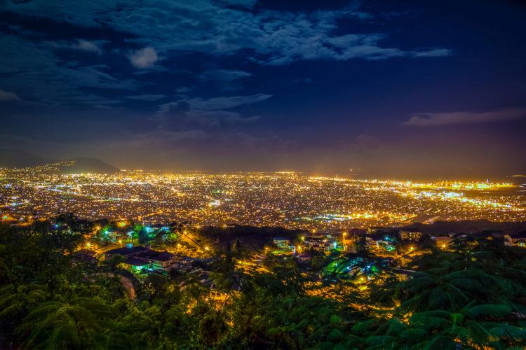 Кингстон - достопримечательности Ямайки