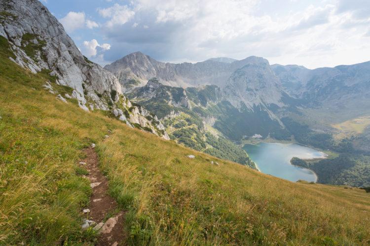 Национальный парк Сутьеска - достопримечательности Боснии и Герцеговины