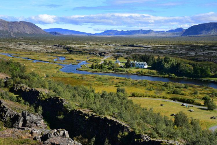 Национальный парк Тингведлир - достопримечательности Исландии