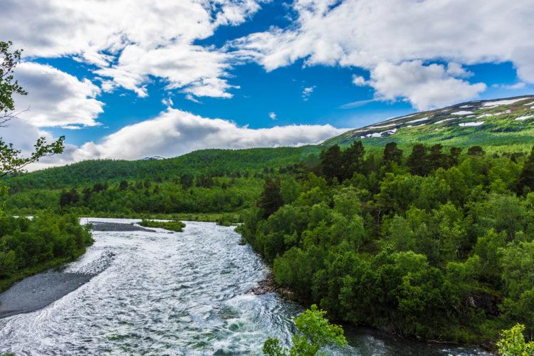 Национальный парк Абиску - Что посмотреть в Швеции