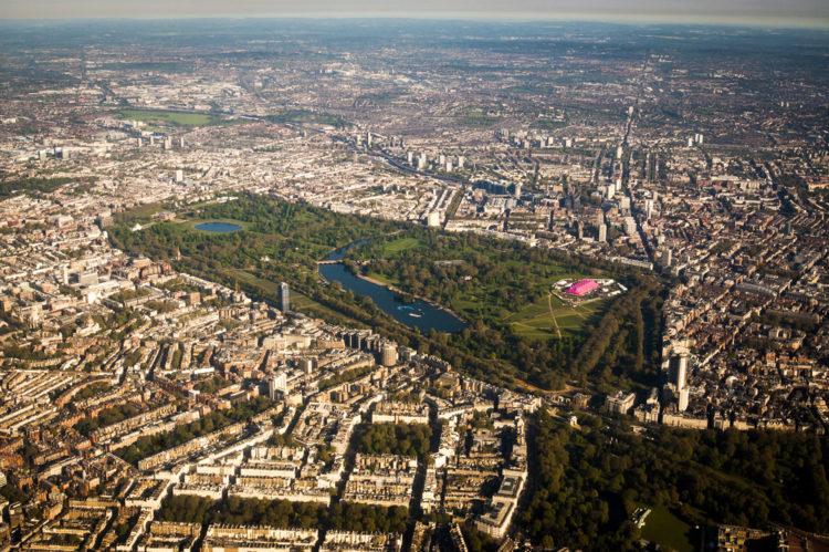 Гайд-парк - достопримечательности Англии